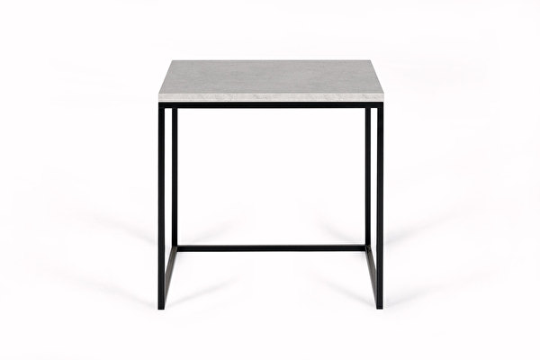 FOREST Side nesting table Concrete