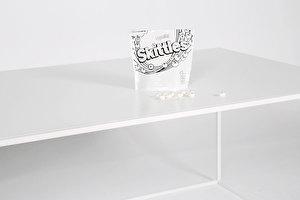 COFFEE TABLE LONG SILENCE