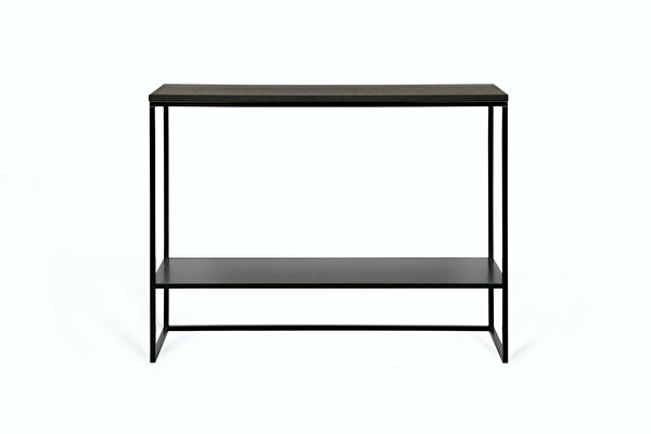FOREST DUO Console Black-oak