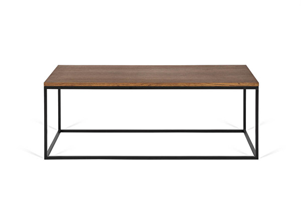 FOREST Coffee table long Chocolate