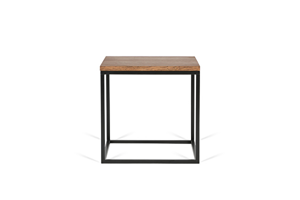 FOREST Side table Chocolate