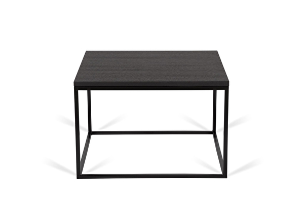FOREST Coffee Square table Black-oak