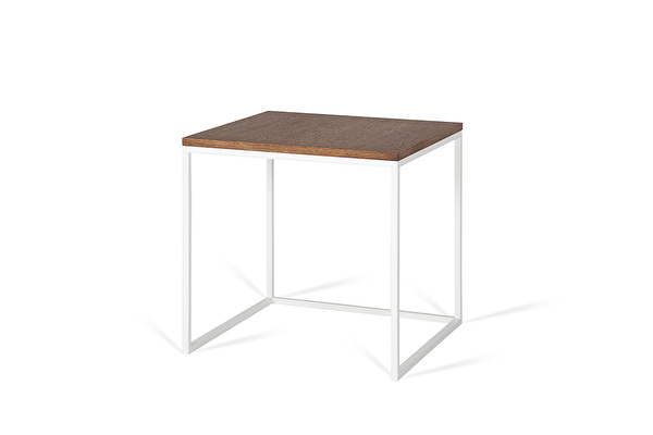 FOREST White Side nesting table Chocolate