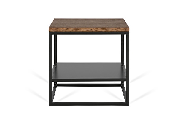 FOREST DUO Side table Chocolate