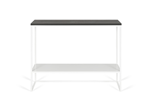 FOREST DUO White console Black-oak