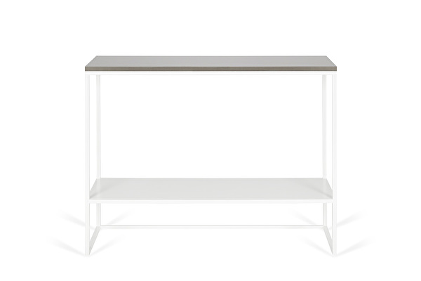 FOREST DUO White console Steel