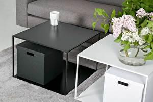 SILENCE DUO Coffee table
