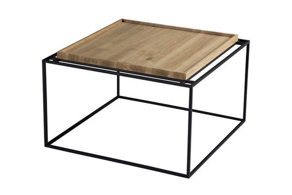 TRAY Coffee table Oak
