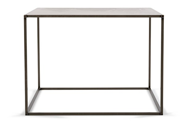 SILENCE Coffee table Raw-steel