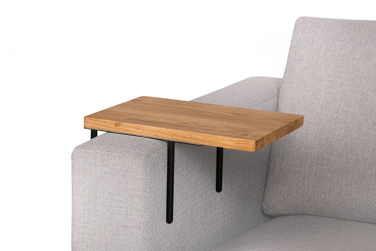 HELPER staliukas ant sofos