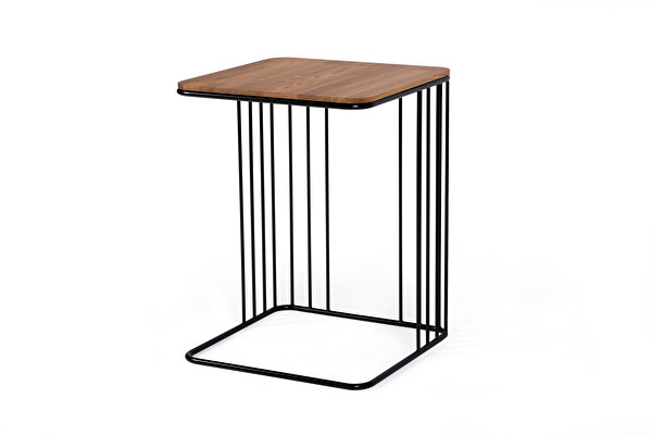 ELEGANS Sofa Side table Oak