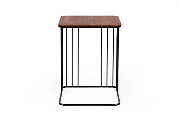 ELEGANS Sofa Side table Chocolate