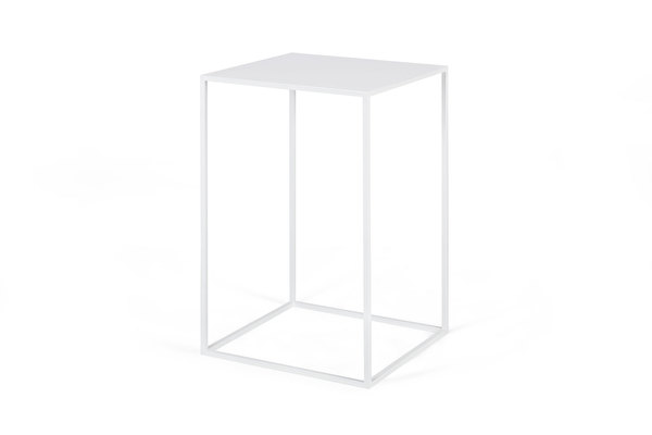 SILENCE Side table White