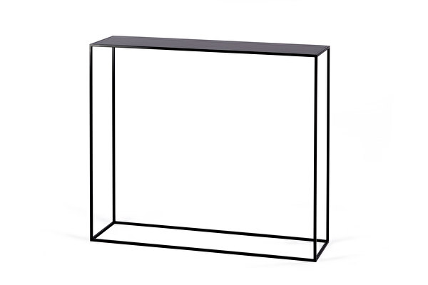 SILENCE Console Narrow table Black