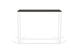 FOREST White Console