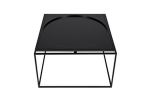 Circle in Square - Coffee table