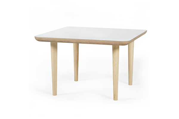 SHADOW Coffee table Square White