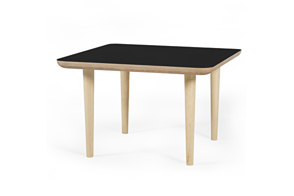 SHADOW Coffee table Square Black