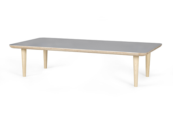 SHADOW Coffee table long Grey