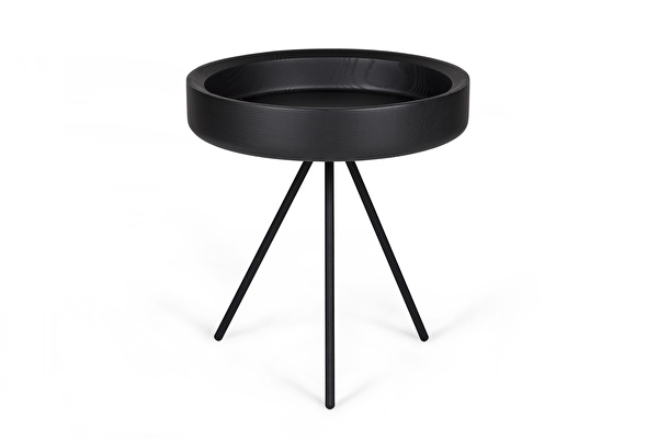 HYGGE Side table Short Black