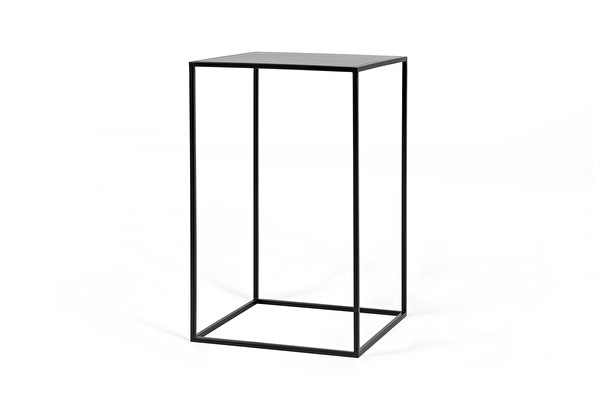 SILENCE Side table Black