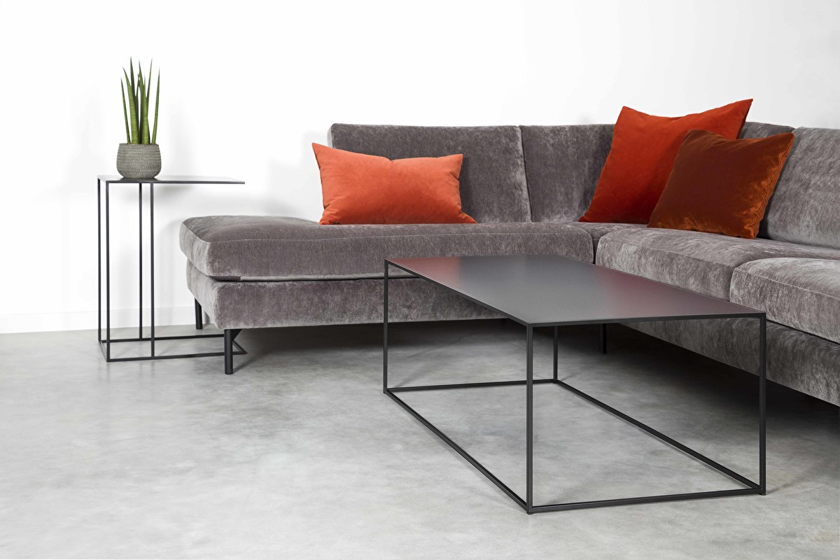 SILENCE Sofa Side Table Grey 70 U20ac