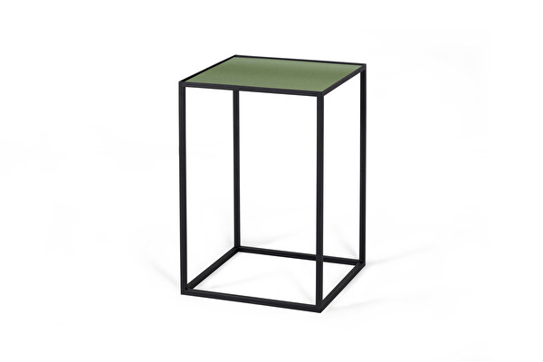 GLASSGOW Side table Green