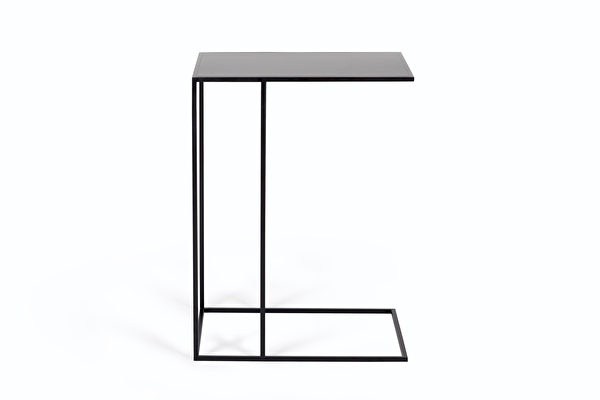 SILENCE Sofa Side table Black