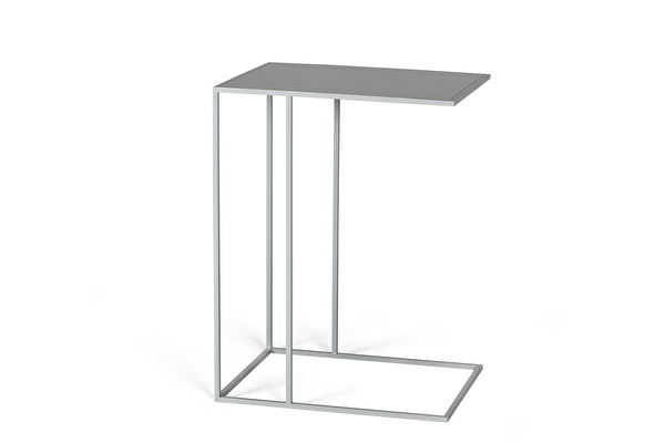 SILENCE Sofa Side table Grey