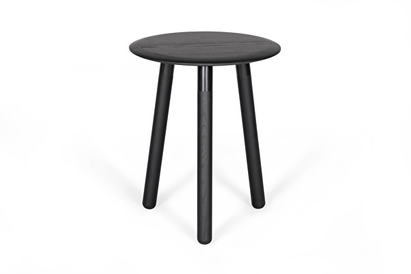 MOON Side table Black