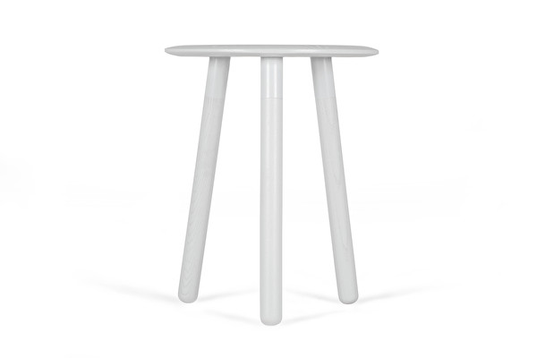 MOON Side table Grey