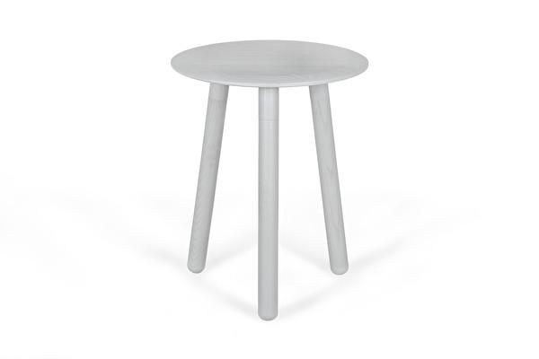 MOON Side table Grey