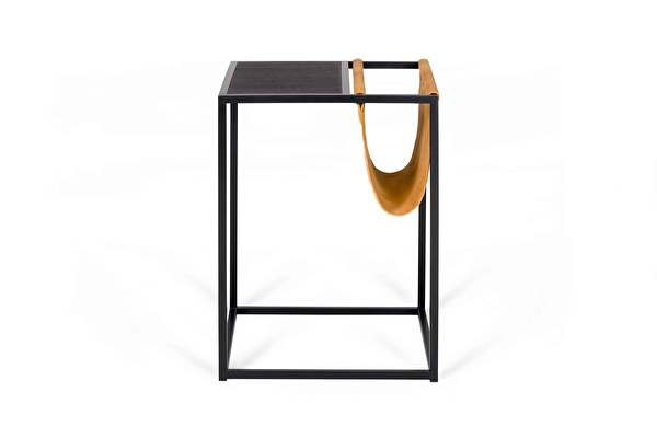 AVEI Side Magazine table Leather