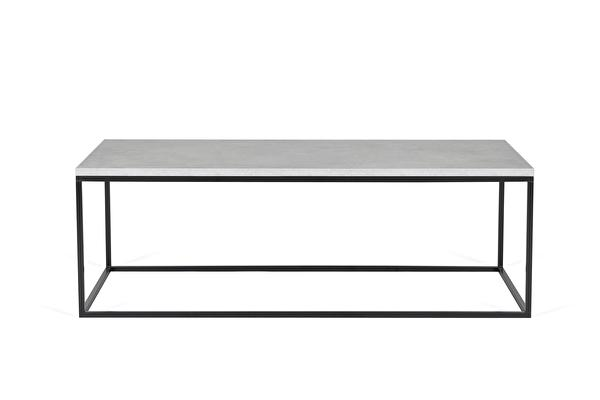 FOREST Coffee table long Concrete