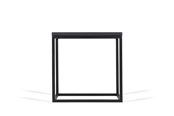 FOREST Šoninis staliukas Juodas-azuolas