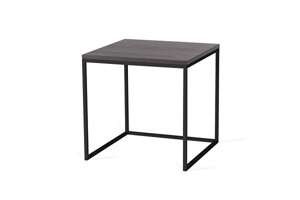 FOREST Side nesting table Black-oak