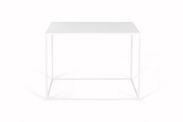 SILENCE Coffee table White